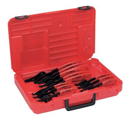 Proto J360B 12-Piece Convertible Retaining Ring Pliers Set (1 Set)