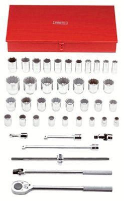 proto-j55106-torqueplus-42-piece-12-&-6-point-drive-tool-socket-sets,-3/4-in