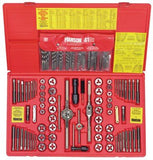 irwin-hanson-26377-117-pc-machine-screw-/-fractional-/-metric-tap-&-hex-die-and-drill-bit-deluxe-set
