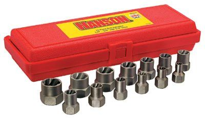 Irwin Hanson 54113 13-pc Professional's Industrial Set (1 Set)