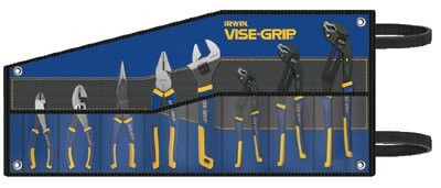 Irwin Vise-Grip 2078712 8-pc GrooveLock Pliers Set 1 EA