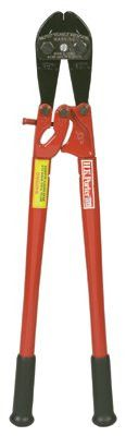 H.K. Porter 0190MC All Purpose Bolt Cutters, 24 in, 5/16 in Cutting Cap (1 EA)