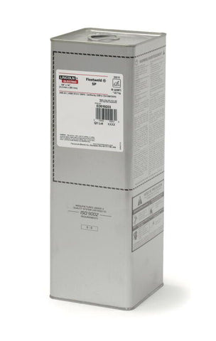 Lincoln ED028920 7018-1 MR 1/4 Excalibur Stick Electrodes (50 Lb Can)