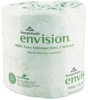 Georgia-Pacific GPC 19880/01 Envision Bathroom Tissue 80 per Case (1 Case)