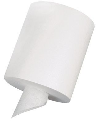 Georgia-Pacific 28124 SofPull Premium Centerpull Paper Towels, Center Flow Roll, White, 320 Roll/Case (1 Case)