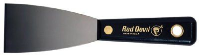 red-devil-4205-4200-professional-series-putty-knives,-2-in-wide,-stiff-blade