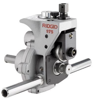 Ridgid 25638 Combo Roll Groovers, 975 for 300 Power Drive (1 EA)