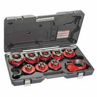 Ridgid 36505 Exposed Ratchet Threader Sets, 1/8 in (NPT) - 2 in (NPT) (1 EA)