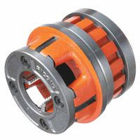 "ridgid-37490-12r-1""---11-1/2-npt-manual-threading/pipe-and-bolt-die-heads-complete-w/dies"