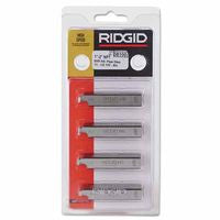 Ridgid 38100 65R NPT HS DIES|Receding Threaders Pipe Dies for 65R-C & 65R-TC Ratchet Threaders 1 SET