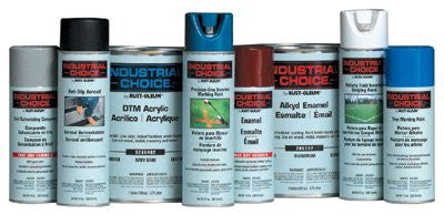Rust-Oleum 1685830 Industrial Choice 1600 System Galvanizing Compound, 16 oz Aerosol Can