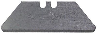 Stanley 11-987 Round Point Utility Blades, 1 7/8 in, Steel, 5 per card 1 CD