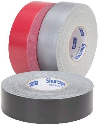 Shurtape 203273 High Performance Grade Duct Tapes, Red, 2 in x 60 yd x 14.5 mil