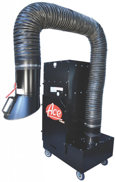 ACE 73-801-95 Mobile Fume Extractor, 1100 CFM