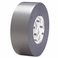 Intertape Polymer Group 91406 AC10 Duct Tape, Silver, 48 mm x 50.2 m x 7 mil (24 Rolls)