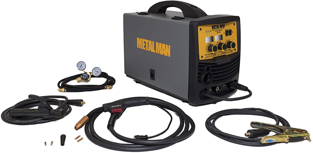 Metal Man MP140T Multi-process MIG Welder