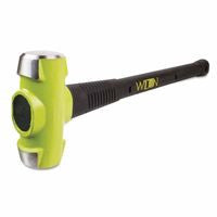 Wilton 20616 B.A.S.H Unbreakable Handle Sledge Hammer, 6 lb Head, 16 in Ergonomic Handle 1 EA