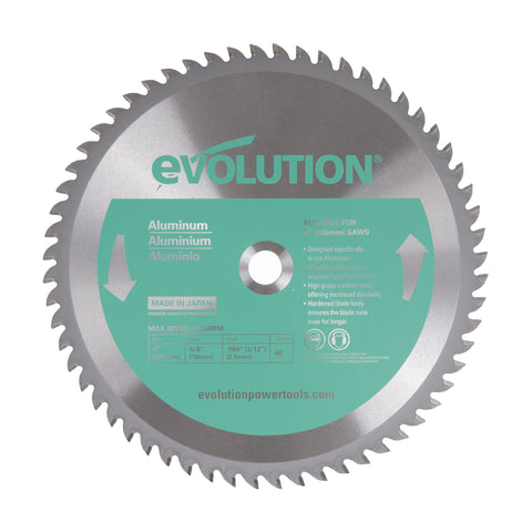 "Evolution 8BLADEAL 8"" Saw Blade"