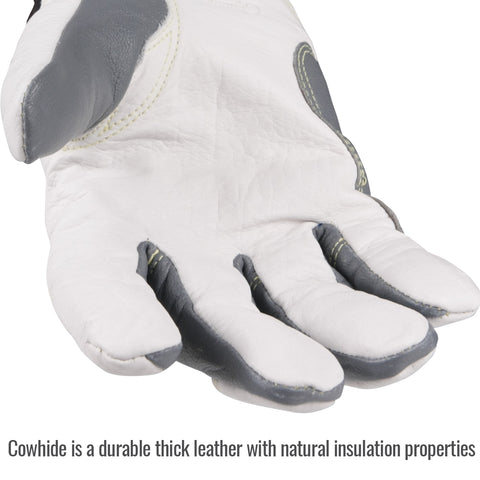 Revco A62 ARC-Rated & Cut Resistant Cowhide & FR Cotton Utility Glove (1 Pair)