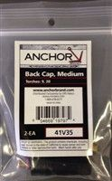 Anchor 41V35 Medium Back Cap (2 pack)
