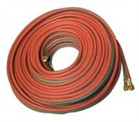 "Anchor LB254 1/4"" X 25' Grade R Twin Hose"