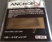 ANCHOR MP-2 Polycarbonate Magnifying Plate 2.25
