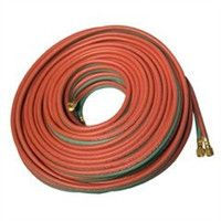 "Anchor T504 1/4"" X 50' Grade T Twin Hose"