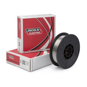 Lincoln ED034151 .035 Blue Max Orbital TIG 316/316L N TIG Rod Wire (10lb Spool)