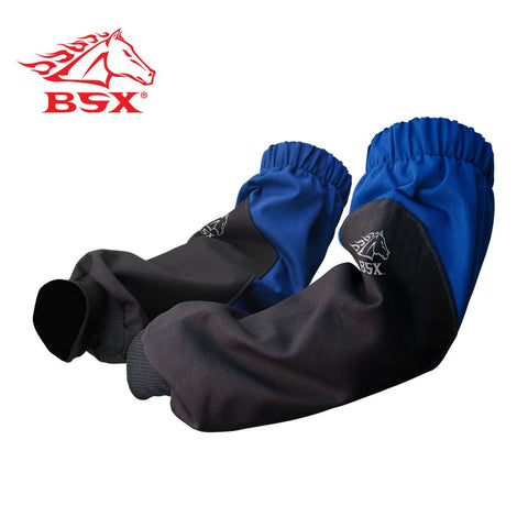 Revco BX9-19S-RB BSX ROYAL BLUE WITH BLACK XTENDERS REINFORCED FR SLEEVES