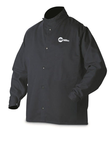 Miller Classic FR Cotton Welding Jacket (Small to 5XL)