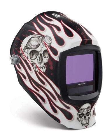 Miller 280048 Departed Digital Infinity ClearLight Lens Welding Helmet
