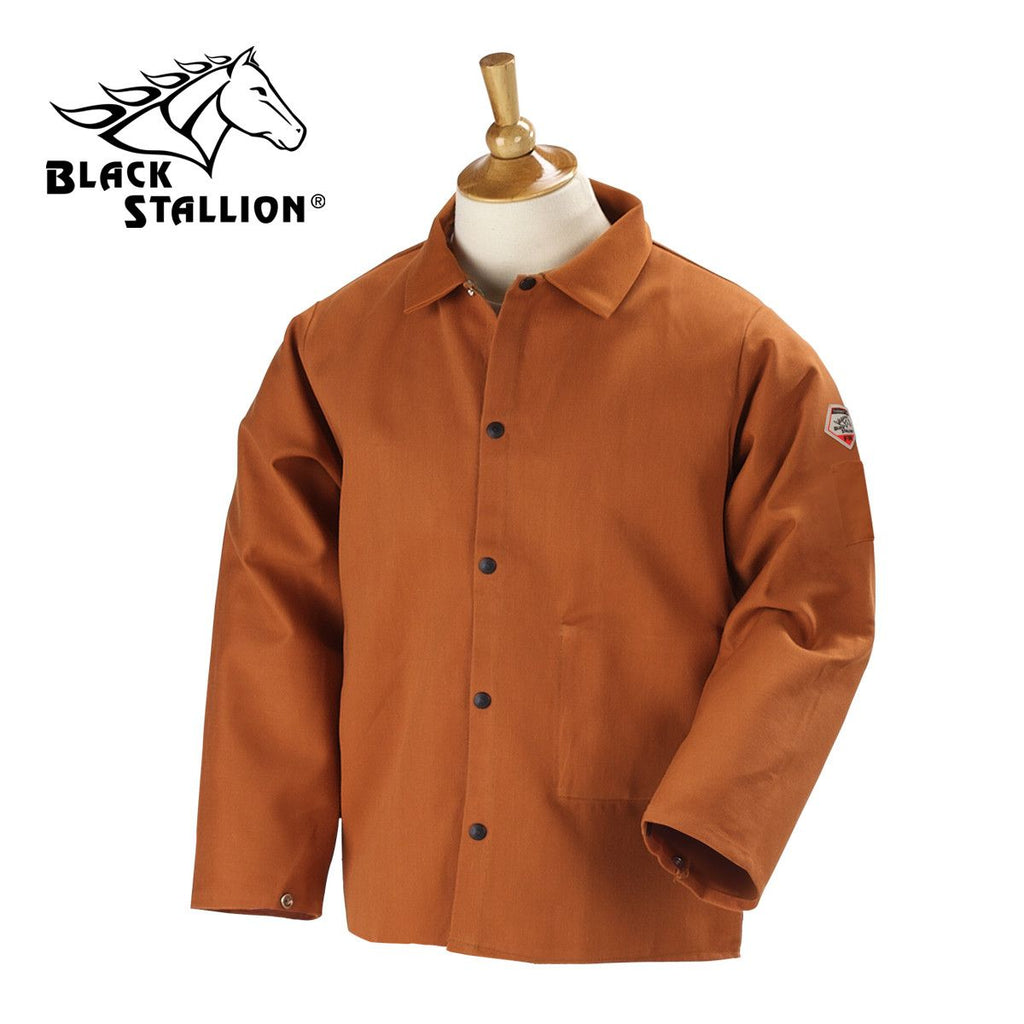 Revco FB2-30C 12 OZ. FLAME RESISTANT COTTON 30 INCH JACKET