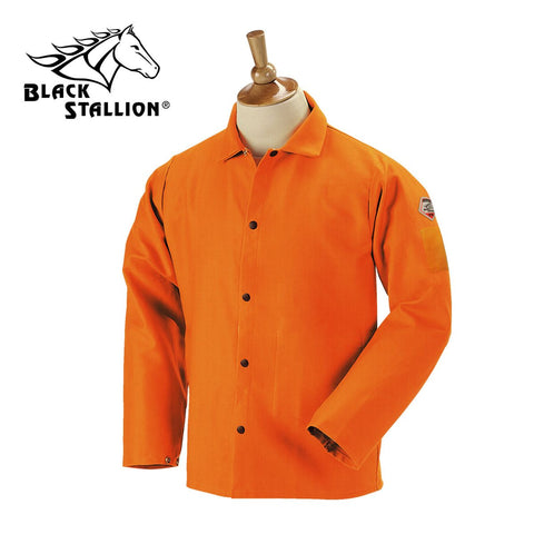 Revco FO9-30C 9 OZ. FLAME RESISTANT COTTON 30 INCH JACKET