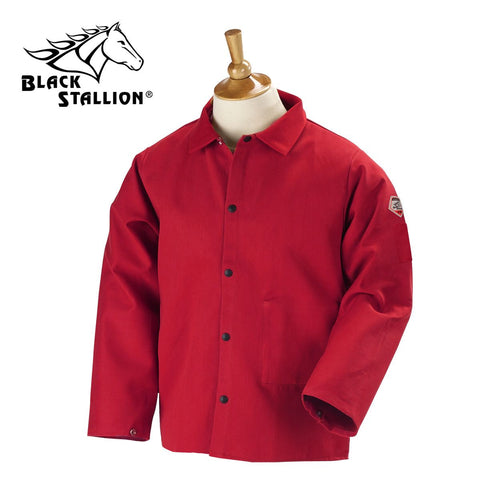 Revco FR9-30C 9 OZ. FLAME RESISTANT COTTON 30 INCH JACKET