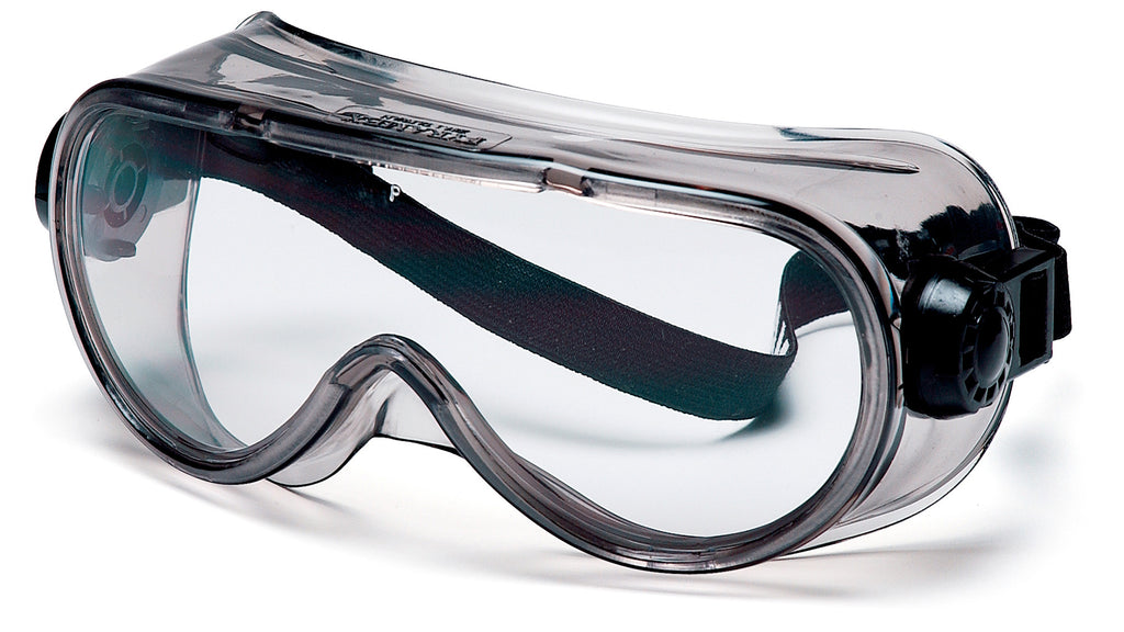 Pyramex G304T  Chem Splash Goggles W/ Clear Anti-Fog - Exceeds CSA Z94.3 standards Lens (12 each)