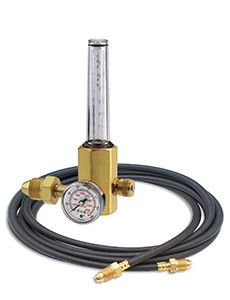 Smith-Miller H2051B-580H Economy Flowmeter Regulator with 6' Hose