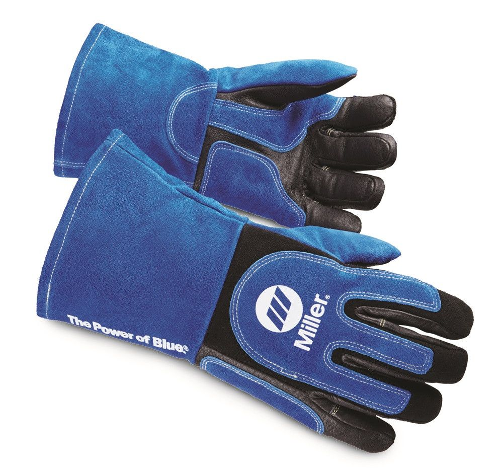 Miller Heavy Duty Mig Stick Performance Welding Gloves