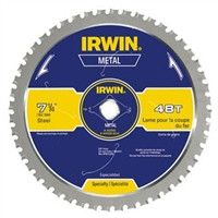 Irwin Metal Cutting Blade - 8""