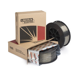 Lincoln  ED034849 .045 UltraCore 712C-H Plus Flux-Cored Gas-Shielded Wire (33lb Fiber Spool)