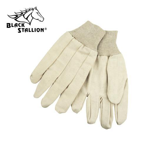 Revco 1108 8 oz. Cotton Canvas Industrial Gloves (12 Pairs)