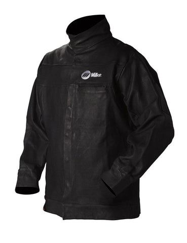 Miller Leather Welding Jacket