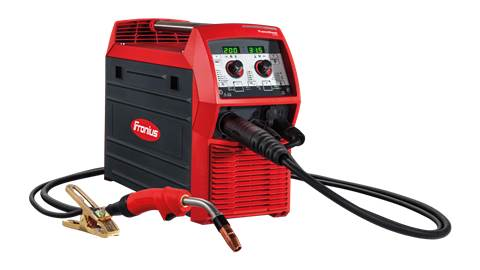 Fronius 109091 TransSteel 2200 3-in-1 Welder with MIG and TIG Torch