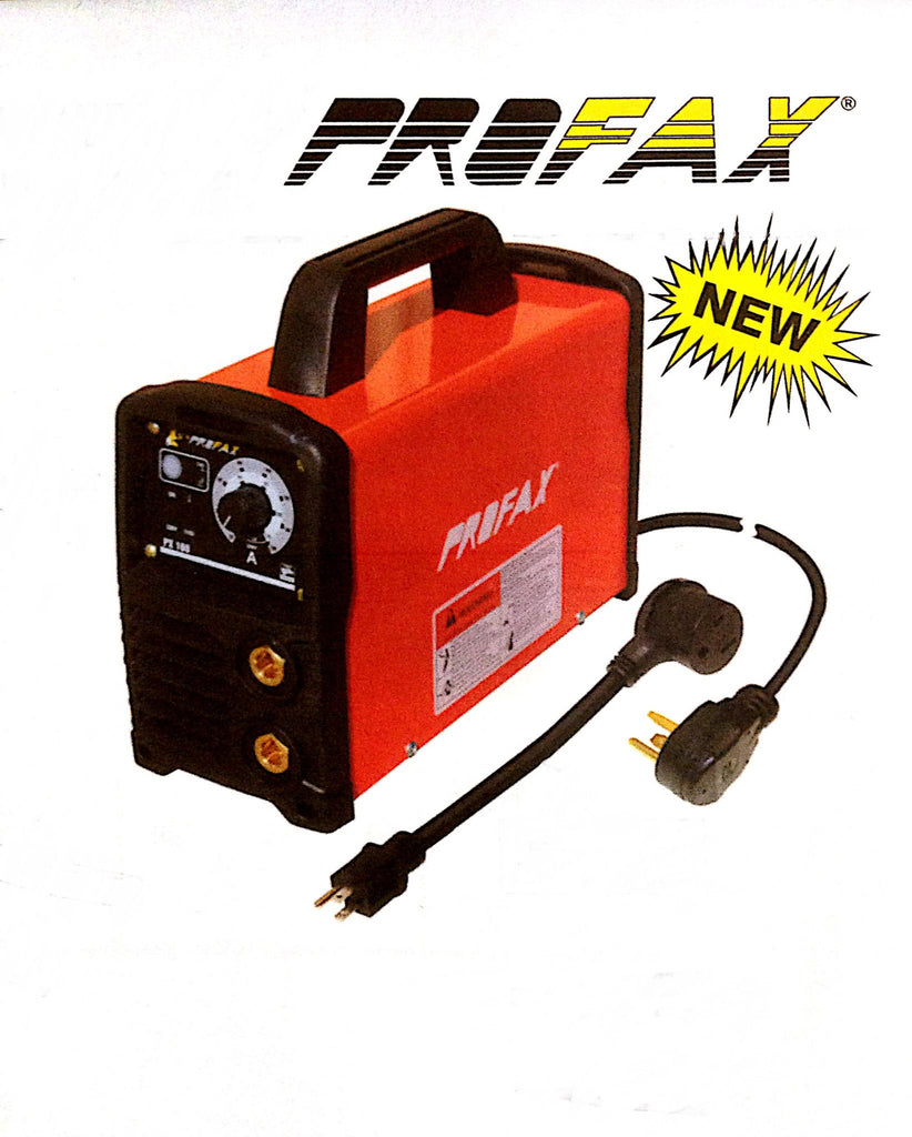Shop Now for Profax PX160 Stick/TIG Welder | Free Shipping Included