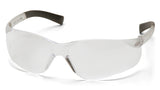 Pyramex S2510SN Mini Ztek Clear Safety Glasses W/ Clear Lens (12 each)