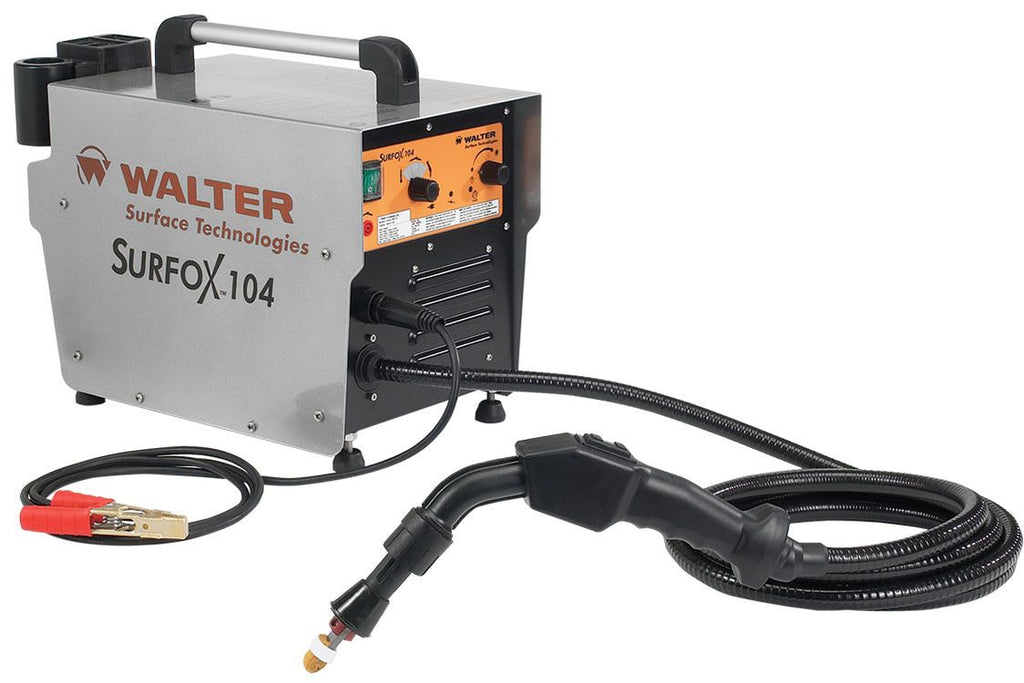 Walter 54D114 WELD CLEANING SYSTEM: SURFOX 104  1 Each