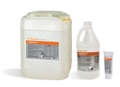 Walter SURFOX-T™ Heavy Duty Weld Cleaning Solution