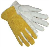 Tillman 1434 Top Grain/Split Cowhide Drivers Gloves (1 Pair)