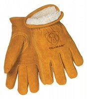 Tillman 1450 Pile Lining Select Shoulder Split Cowhide Winter Gloves (1 Pair)