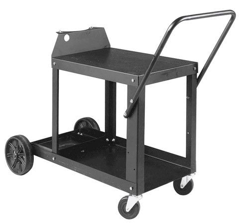 Miller 042934 Universal Welding Cart and Cylinder Rack