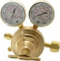 Victor 0781-0527 SR 450D Heavy Duty Single Stage Oxygen Regulator